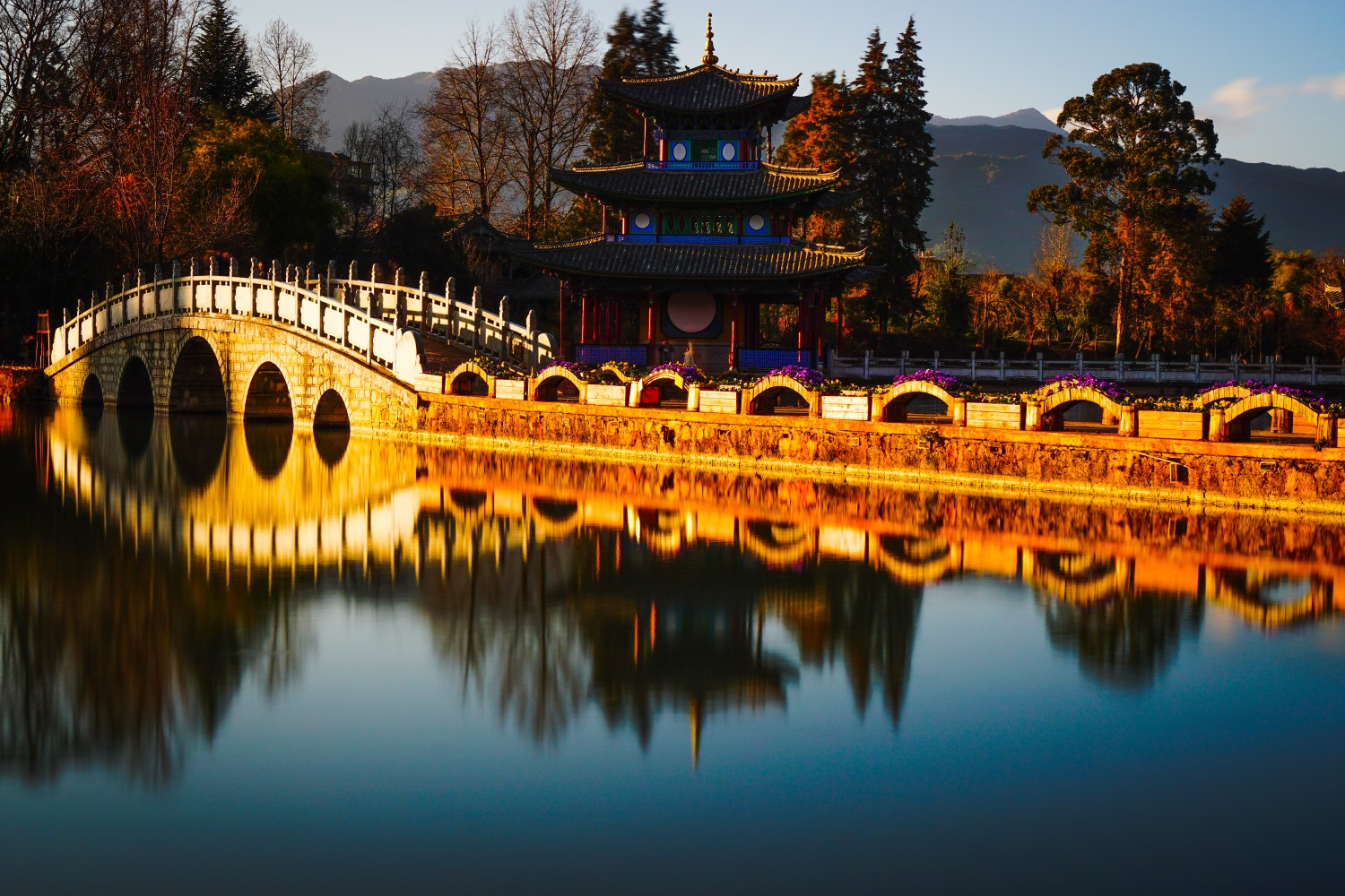Hi,China Lijiang banner